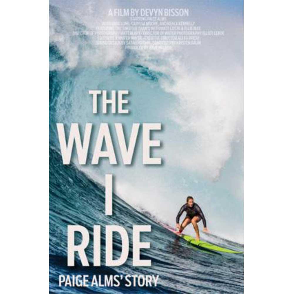 THE WAVE I RIDE ザウェーブアイライド/サーフィンDVD